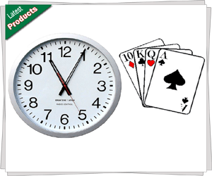 Watch Playing Cards Deviced